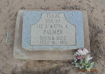 PALMER, ISAAC - Graham County, Arizona | ISAAC PALMER - Arizona Gravestone Photos