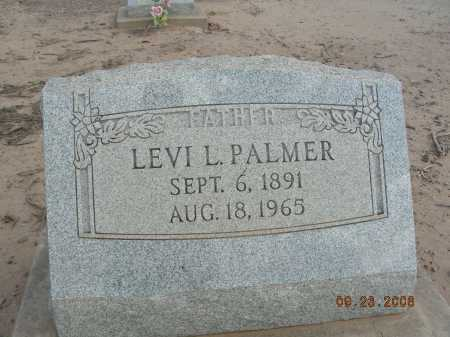 PALMER, LEVI L - Graham County, Arizona | LEVI L PALMER - Arizona Gravestone Photos