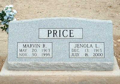 PRICE, MARVIN R. - Graham County, Arizona | MARVIN R. PRICE - Arizona Gravestone Photos