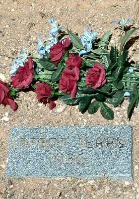 SANDERS, (INFANT) TERRY - Graham County, Arizona | (INFANT) TERRY SANDERS - Arizona Gravestone Photos