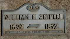 SHIFLET, WILLIAM HARRISON - Graham County, Arizona | WILLIAM HARRISON SHIFLET - Arizona Gravestone Photos