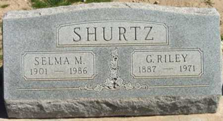 SHURTZ, SELMA - Graham County, Arizona | SELMA SHURTZ - Arizona Gravestone Photos