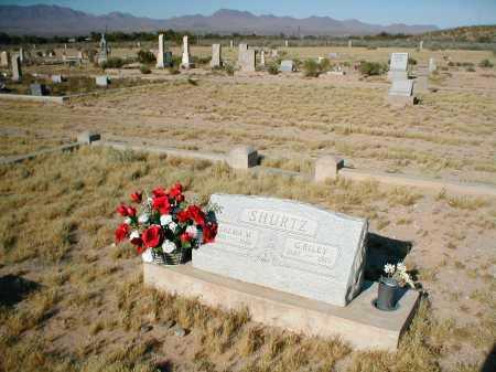 SHURTZ, G RILEY - Graham County, Arizona   G RILEY SHURTZ - Arizona Gravestone Photos