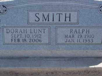 SMITH, RALPH - Graham County, Arizona | RALPH SMITH - Arizona Gravestone Photos