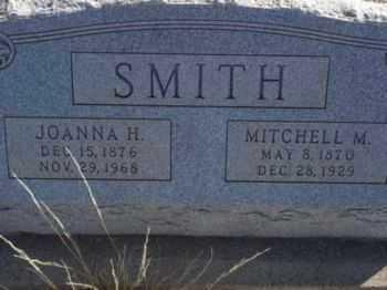 SMITH, JOANNA H. - Graham County, Arizona | JOANNA H. SMITH - Arizona Gravestone Photos