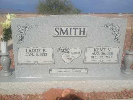 SMITH, LARUE - Graham County, Arizona | LARUE SMITH - Arizona Gravestone Photos