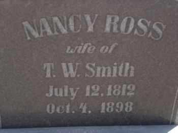 ROSS KILBRETH, NANCY - Graham County, Arizona | NANCY ROSS KILBRETH - Arizona Gravestone Photos