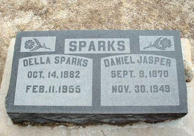 SPARKS, DELLA - Graham County, Arizona | DELLA SPARKS - Arizona Gravestone Photos
