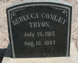 TRYON, REBECCA - Graham County, Arizona | REBECCA TRYON - Arizona Gravestone Photos