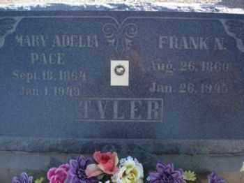 TYLER, FRANK NEWTON - Graham County, Arizona | FRANK NEWTON TYLER - Arizona Gravestone Photos