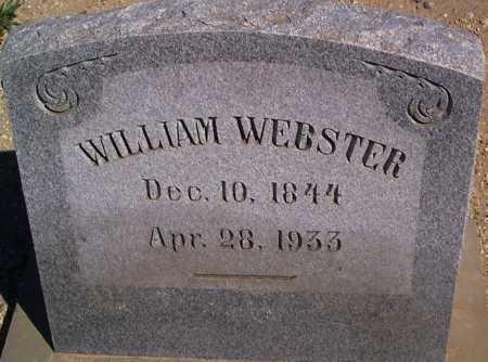 "WEBSTER, WILLIAM BEVINS ""BILLIE"" - Graham County, Arizona   WILLIAM BEVINS ""BILLIE"" WEBSTER - Arizona Gravestone Photos"