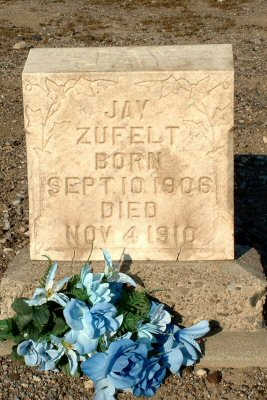 ZUFELT, JAY - Graham County, Arizona | JAY ZUFELT - Arizona Gravestone Photos
