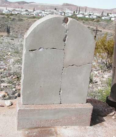 PARQUE, ANTONIO - Greenlee County, Arizona   ANTONIO PARQUE - Arizona Gravestone Photos