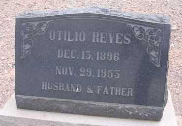 REYES, OTILIO - Greenlee County, Arizona   OTILIO REYES - Arizona Gravestone Photos