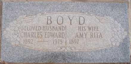BOYD, AMY RITA - La Paz County, Arizona | AMY RITA BOYD - Arizona Gravestone Photos