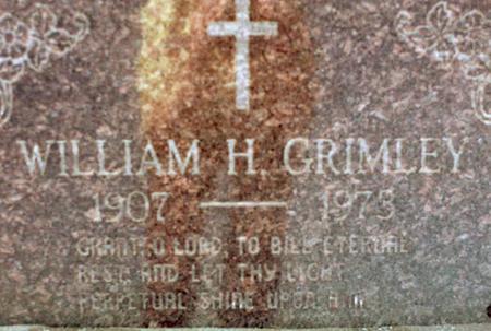 GRIMLEY, WILLIAM H. - La Paz County, Arizona | WILLIAM H. GRIMLEY - Arizona Gravestone Photos