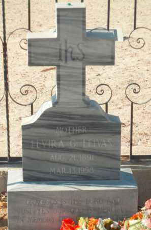 LEIVAS, ELVIRA G. - La Paz County, Arizona | ELVIRA G. LEIVAS - Arizona Gravestone Photos