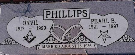 PHILLIPS, ORVIL - La Paz County, Arizona | ORVIL PHILLIPS - Arizona Gravestone Photos