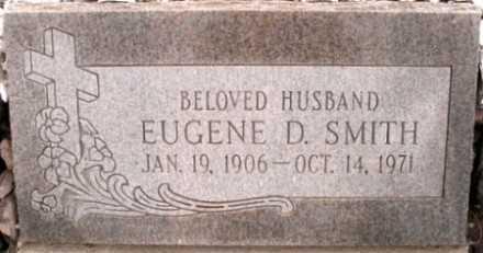 SMITH, EUGENE D. - La Paz County, Arizona | EUGENE D. SMITH - Arizona Gravestone Photos