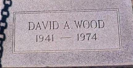 WOOD, DAVID A. - La Paz County, Arizona | DAVID A. WOOD - Arizona Gravestone Photos