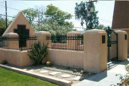 * MEMORIAL, GARDEN - ST ALBAN'S* - Maricopa County, Arizona | GARDEN - ST ALBAN'S* * MEMORIAL - Arizona Gravestone Photos