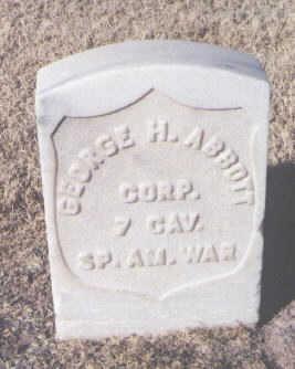 ABBOTT, GEORGE H. - Maricopa County, Arizona | GEORGE H. ABBOTT - Arizona Gravestone Photos