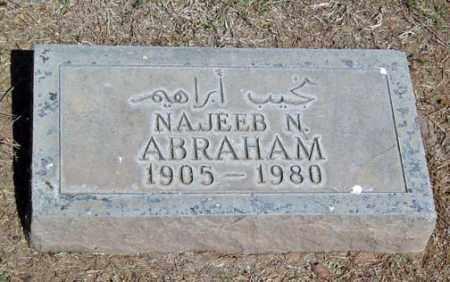 ABRAHAM, NAJEEB N. - Maricopa County, Arizona | NAJEEB N. ABRAHAM - Arizona Gravestone Photos