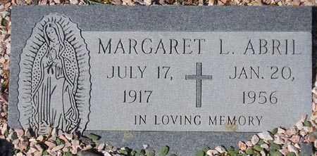 ABRIL, MARGARET L. - Maricopa County, Arizona | MARGARET L. ABRIL - Arizona Gravestone Photos