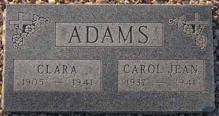 ADAMS, CAROL JEAN - Maricopa County, Arizona | CAROL JEAN ADAMS - Arizona Gravestone Photos