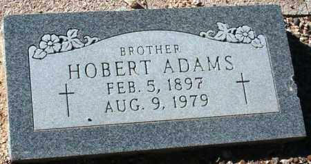ADAMS, HOBERT - Maricopa County, Arizona   HOBERT ADAMS - Arizona Gravestone Photos