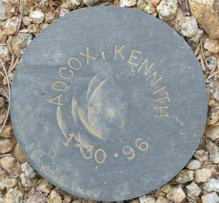 ADCOX, KENNITH - Maricopa County, Arizona   KENNITH ADCOX - Arizona Gravestone Photos