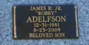 ADELFSON, JAMES R, JR - Maricopa County, Arizona | JAMES R, JR ADELFSON - Arizona Gravestone Photos