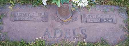 ADELS, HENRY J, SR - Maricopa County, Arizona | HENRY J, SR ADELS - Arizona Gravestone Photos