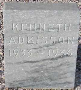 ADKISSON, KENNETH - Maricopa County, Arizona | KENNETH ADKISSON - Arizona Gravestone Photos