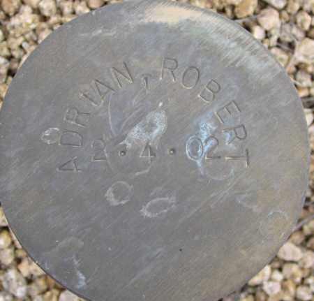 ADRIAN, ROBERT - Maricopa County, Arizona   ROBERT ADRIAN - Arizona Gravestone Photos