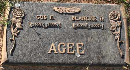 AGEE, GUS E - Maricopa County, Arizona | GUS E AGEE - Arizona Gravestone Photos
