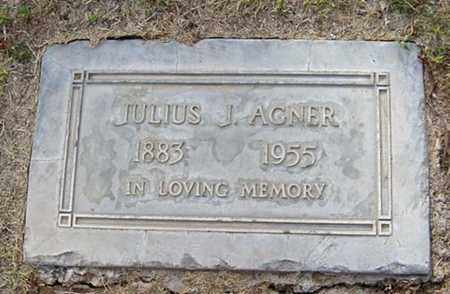 AGNER, JULIUS J. - Maricopa County, Arizona   JULIUS J. AGNER - Arizona Gravestone Photos