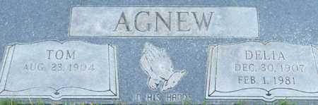 AGNEW, TOM - Maricopa County, Arizona | TOM AGNEW - Arizona Gravestone Photos