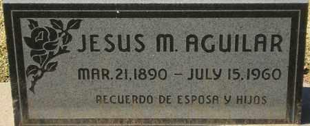 AGUILAR, JESUS M. - Maricopa County, Arizona   JESUS M. AGUILAR - Arizona Gravestone Photos
