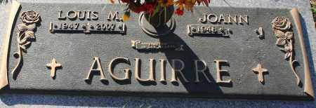 AGUIRRE, JOANN - Maricopa County, Arizona | JOANN AGUIRRE - Arizona Gravestone Photos