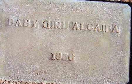 ALCAIDA, BABY GIRL - Maricopa County, Arizona | BABY GIRL ALCAIDA - Arizona Gravestone Photos