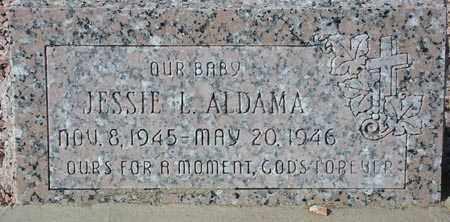 ALDAMA, JESSIE L. - Maricopa County, Arizona | JESSIE L. ALDAMA - Arizona Gravestone Photos