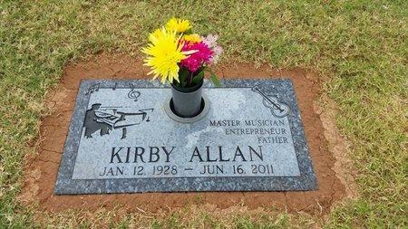 ALLAN, KIRBY - Maricopa County, Arizona | KIRBY ALLAN - Arizona Gravestone Photos