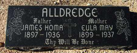 ALLDREDGE, JAMES HOMA - Maricopa County, Arizona | JAMES HOMA ALLDREDGE - Arizona Gravestone Photos