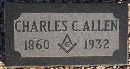 ALLEN, CHARLES C(ASPER) - Maricopa County, Arizona   CHARLES C(ASPER) ALLEN - Arizona Gravestone Photos