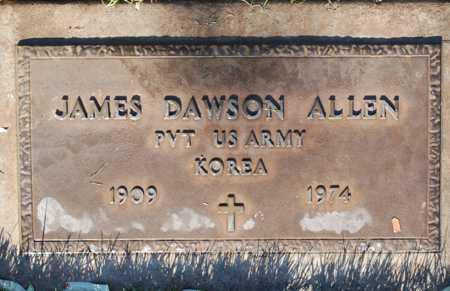 ALLEN, JAMES DAWSON - Maricopa County, Arizona | JAMES DAWSON ALLEN - Arizona Gravestone Photos