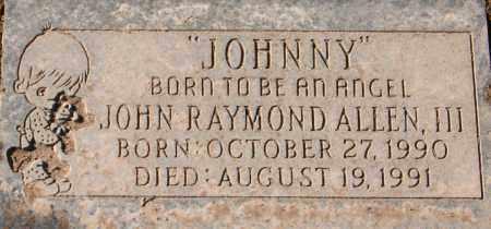 ALLEN, JOHN RAYMOND - Maricopa County, Arizona   JOHN RAYMOND ALLEN - Arizona Gravestone Photos