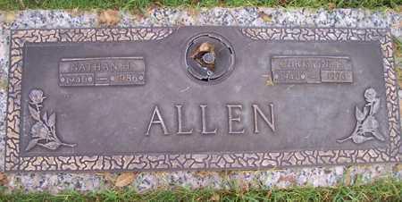 ALLEN, NATHAN H. - Maricopa County, Arizona | NATHAN H. ALLEN - Arizona Gravestone Photos