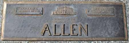 ALLEN, DEIDRE K - Maricopa County, Arizona | DEIDRE K ALLEN - Arizona Gravestone Photos