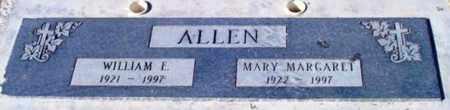 ALLEN, WILLIAM E. - Maricopa County, Arizona   WILLIAM E. ALLEN - Arizona Gravestone Photos